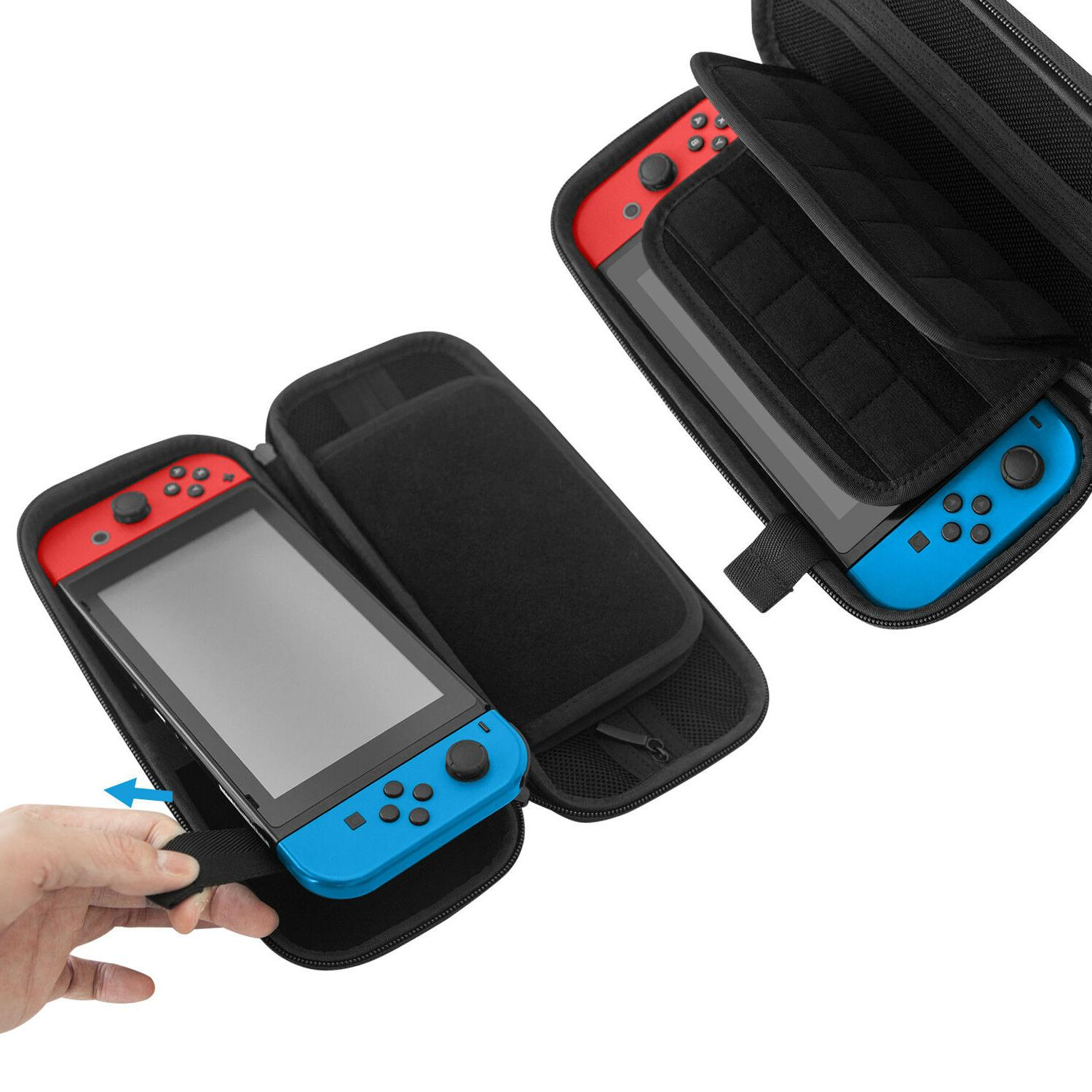 JETech Carrying Case for Game Cartridge Holders