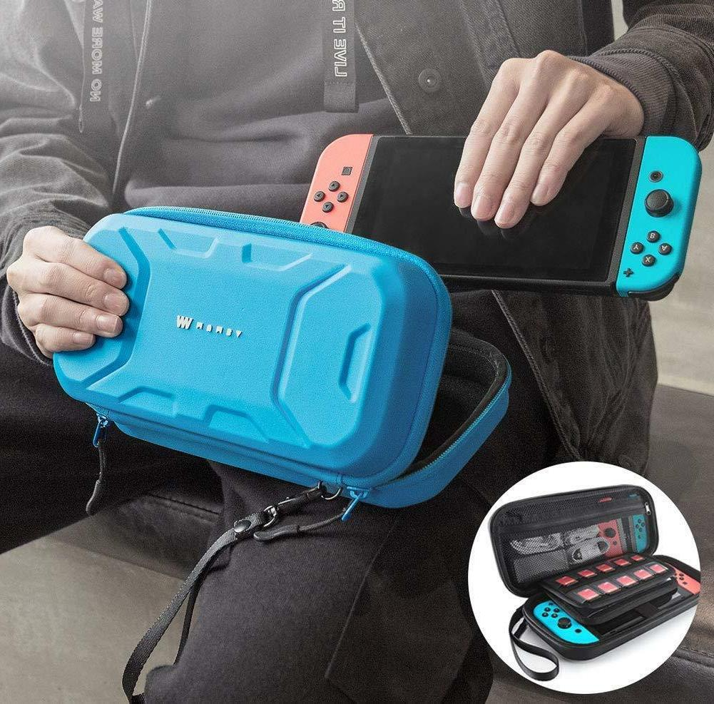 Genuine For Nintendo Switch Carry Case Pouch, Mumba Travel C