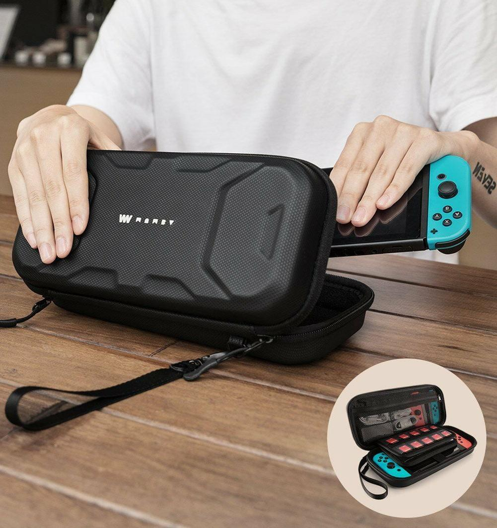 Mumba Carrying Case for Nintendo Switch Dual Protection Acce