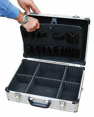 "Carrying Case with Rounded Corners. 18"" Length, 14"" Width, 6"