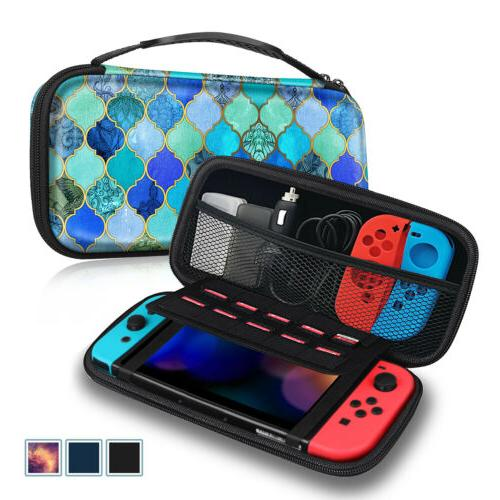 case for nintendo switch portable traveler carry