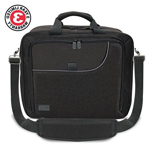 Protective Travel Safe Projector Padded Shoulder Strap - With Crenova XPE700 Epson , H6510BD and