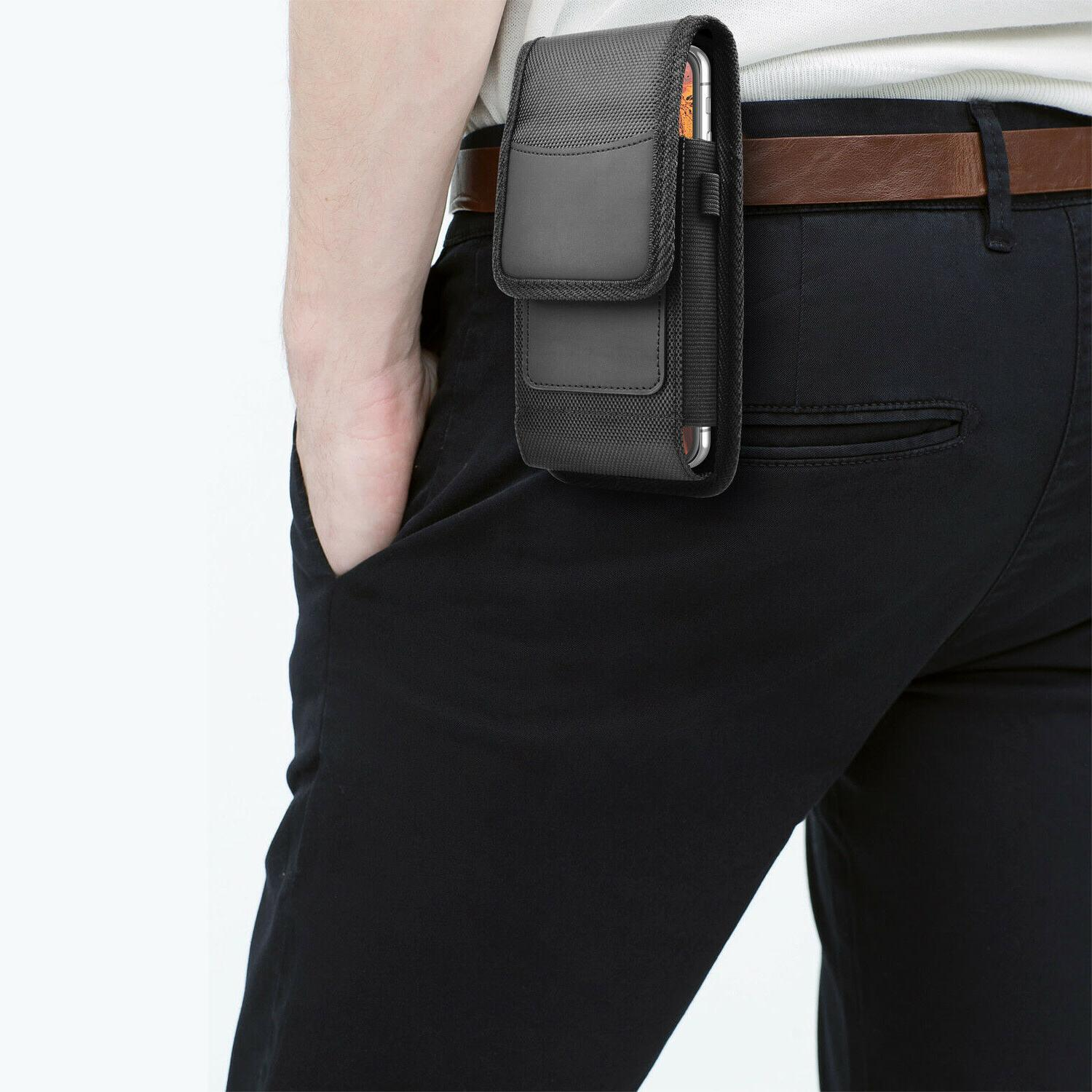 Cell Clip Pouch Holder Cover