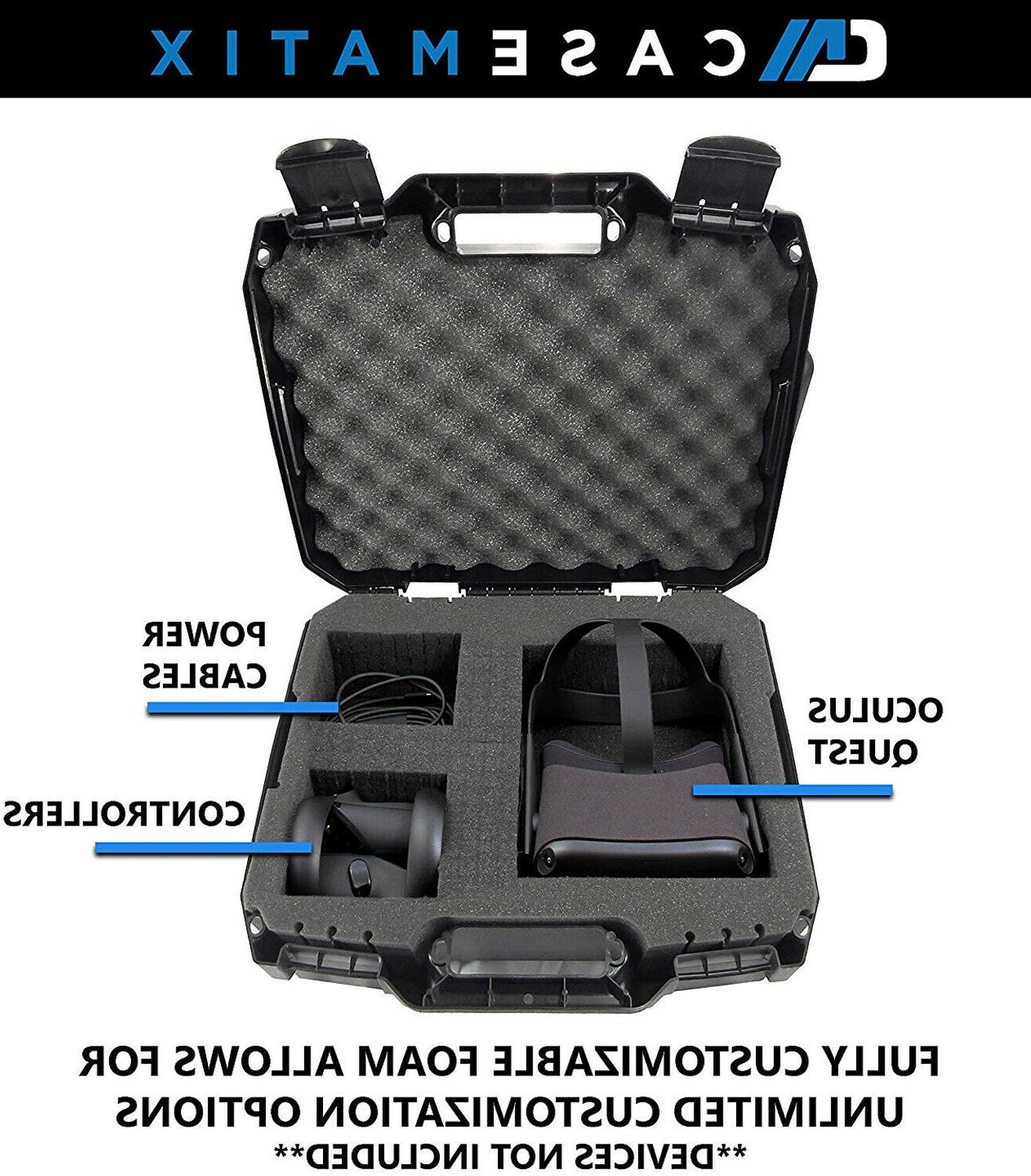 CM Hard Oculus Headset Accessories, Case Only