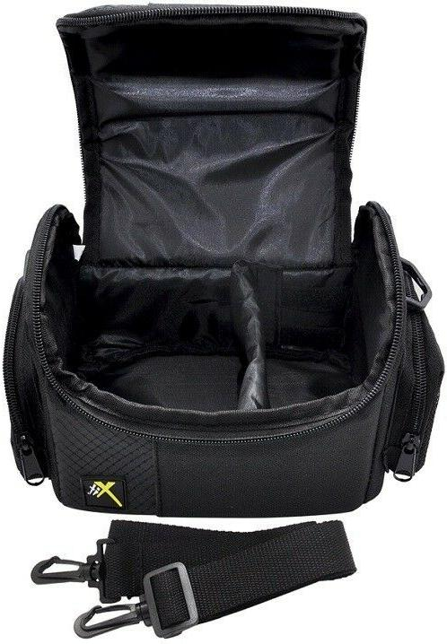 Compact deluxe Camera Case Carrying Bag For Nikon D3200 D310