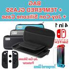 Deluxe Nintendo Switch Carrying Case Travel Bag | Free First