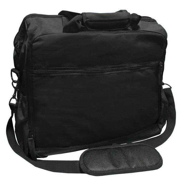 deluxe office in a bag carrying case