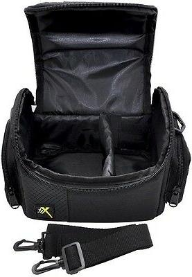 New Digital Deluxe Camera Carrying Case Bag For FujiFilm X-A
