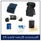 Special Digital Camera 6 pc Accessory Kit 8GB SD Card & Read