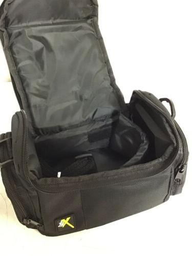 Xit Digital Camera Padded Carrying w/ -