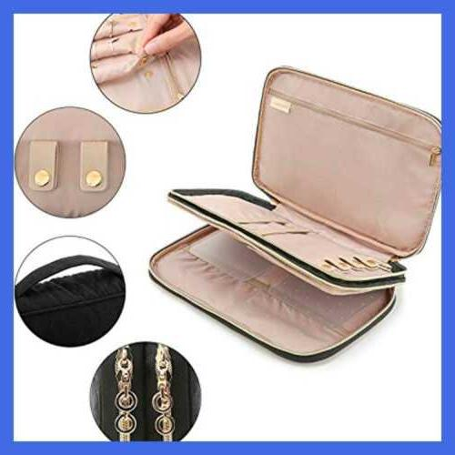 BAGSMART Jewelry Organizer Cases For