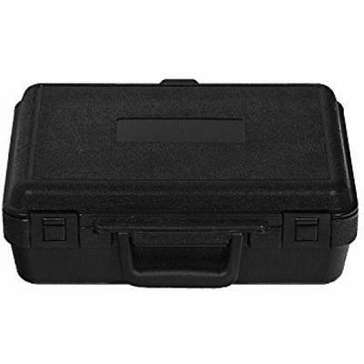 "PFC Electrical Boxes Plastic Carrying 10"" Black"
