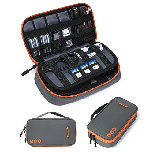electronic thicken cable bag portable