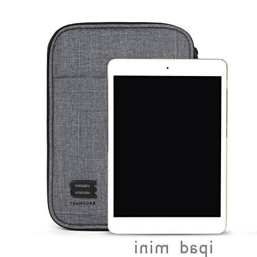BAGSMART Travel Organizer for Cables, iPhone, Charge, Camera MacBook Charger,