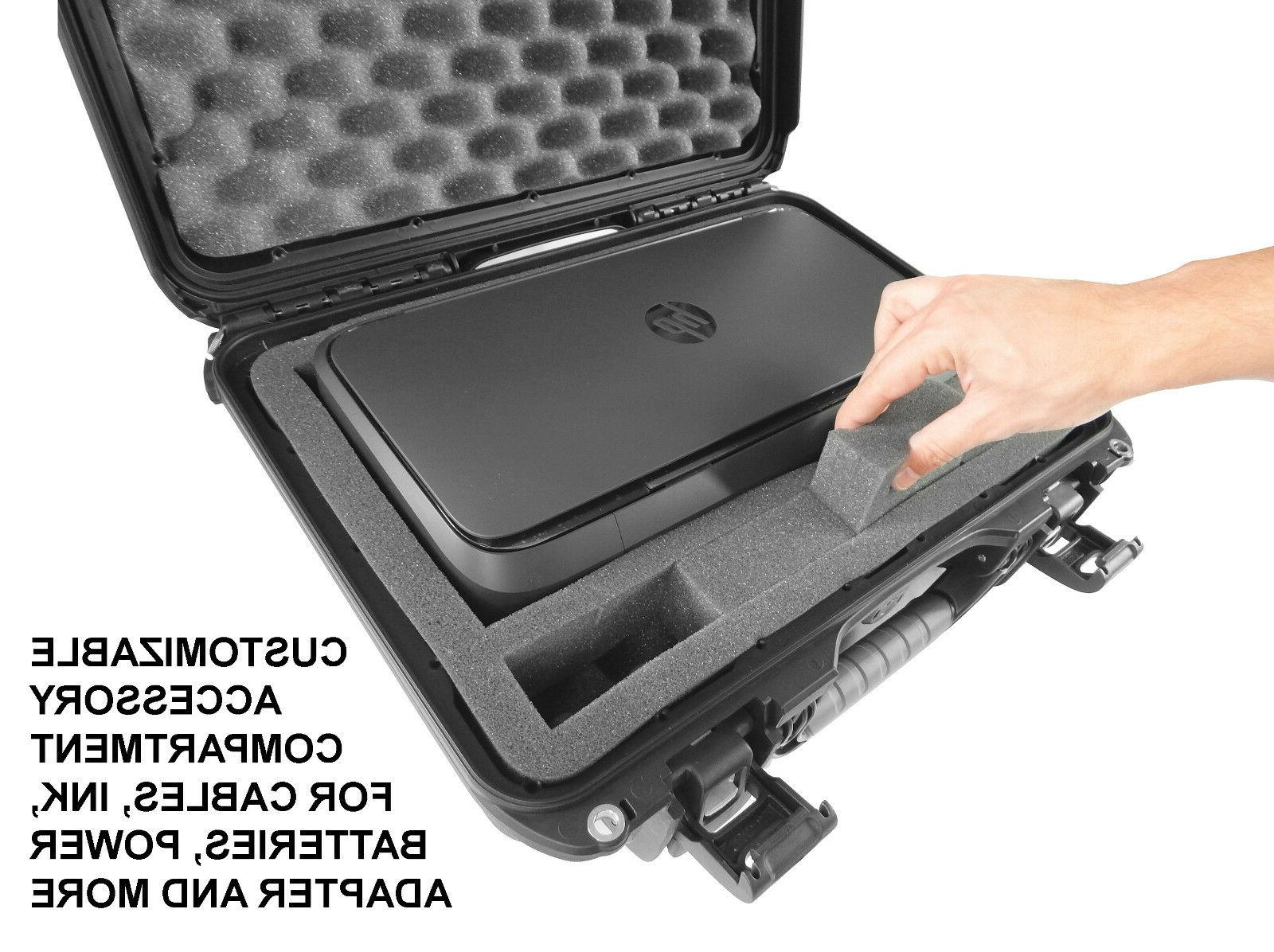 Elite Printer Case 250 & 200 BLACK