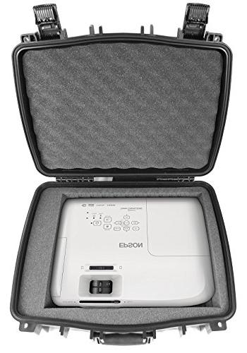 elite protective projector carry case