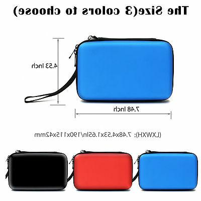 EVA Hard Case for New XL,3DS, 2DS