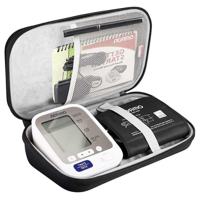 eva hard travel carrying case for omron