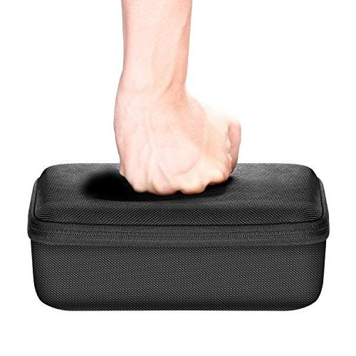 Neewer Carrying Case for NW760 Feelworld FW760 FW759P FW74K A737 Lilliput Aputure VS-1 and other Inch DSLR Monitors