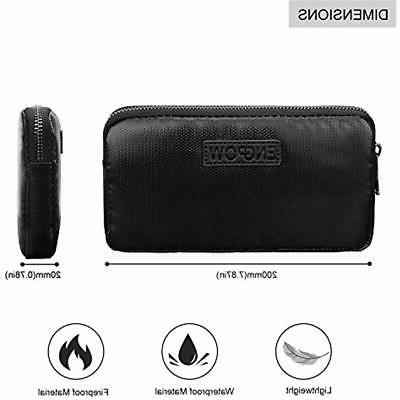 Fireproof Power Case,ENGPOW Organizer Bag My