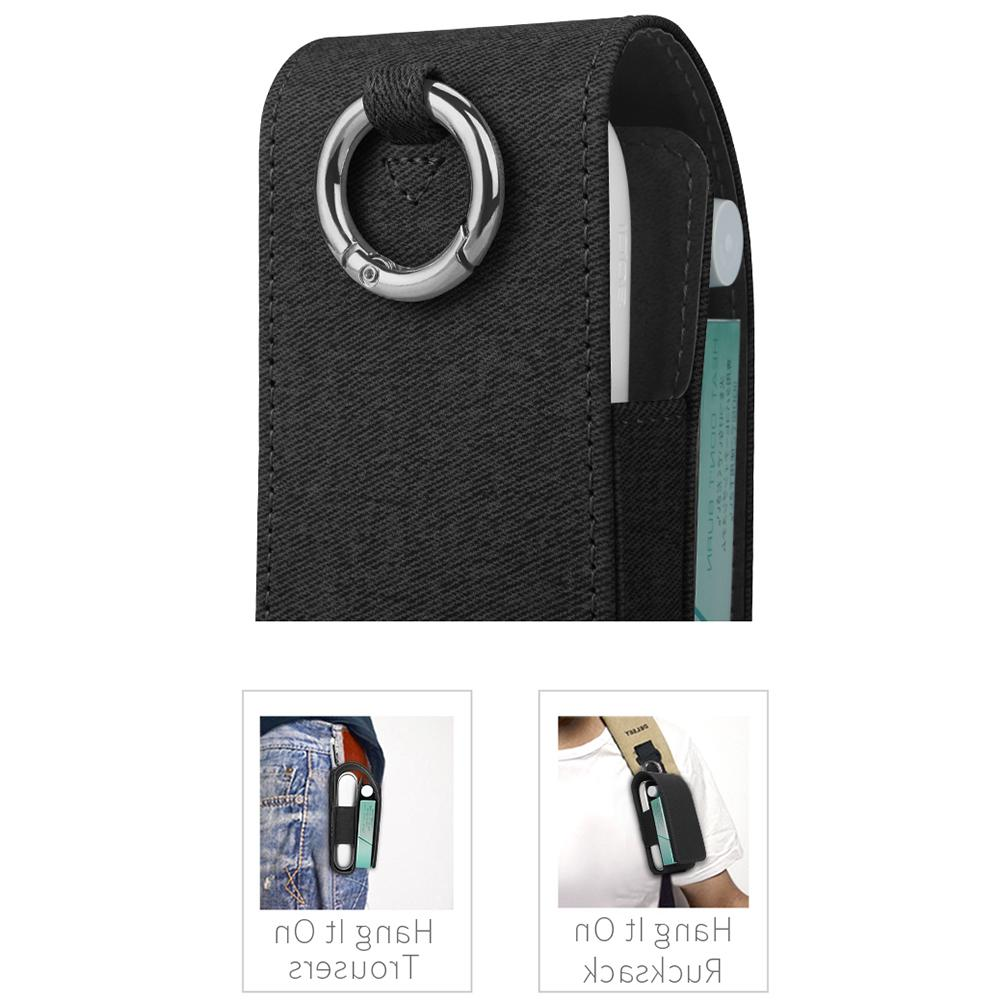 <font><b>Case</b></font> For iQOS Multi Electronic Cigarette Holder Cover <font><b>Carrying</b></font> Kit Storage Pouch Full Bag