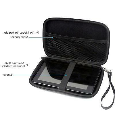 "GPS Shockproof Eva Case Bag 6"" 7"" GPS"