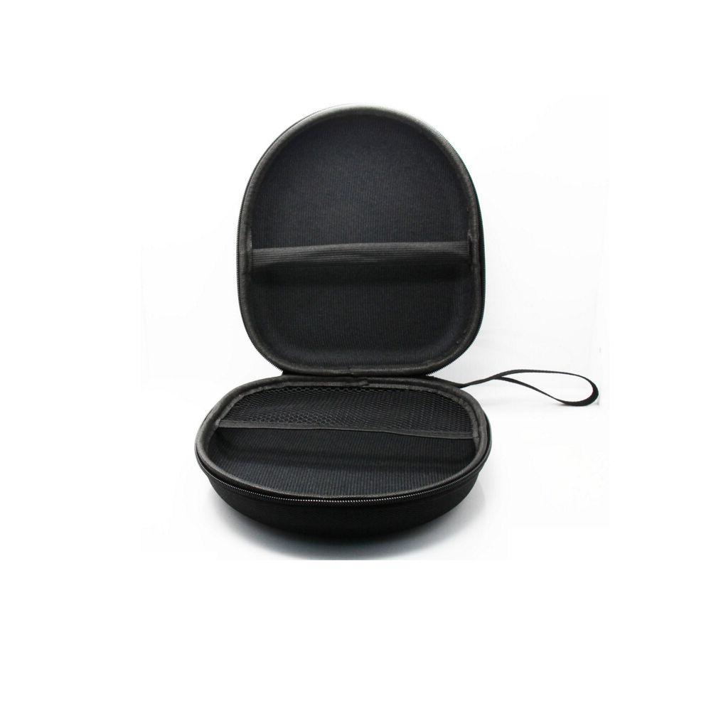 Hard Carrying Headphone Case Zippered Storage Bag Box for MD