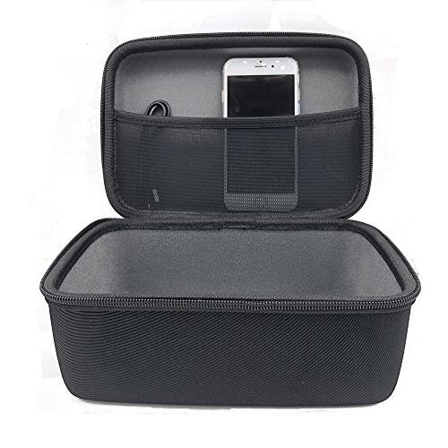 Hard Case for Oculus Standalone Headset - Oculus VR Headset EVA Protective Plug & Cables accessories