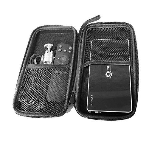 Hard Case for TOUMEI Pico/Mini Projector Carrying Case Travel