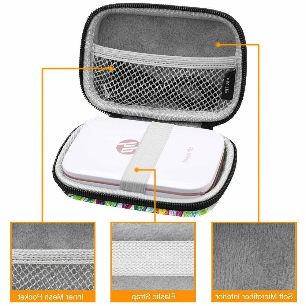 Hard EVA Case Travel For HP Sprocket Printer