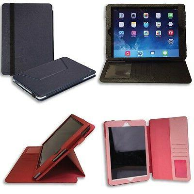 iPad Air 1 & 2, 9.7 inch  Portfolio Carrying Case & Stand -