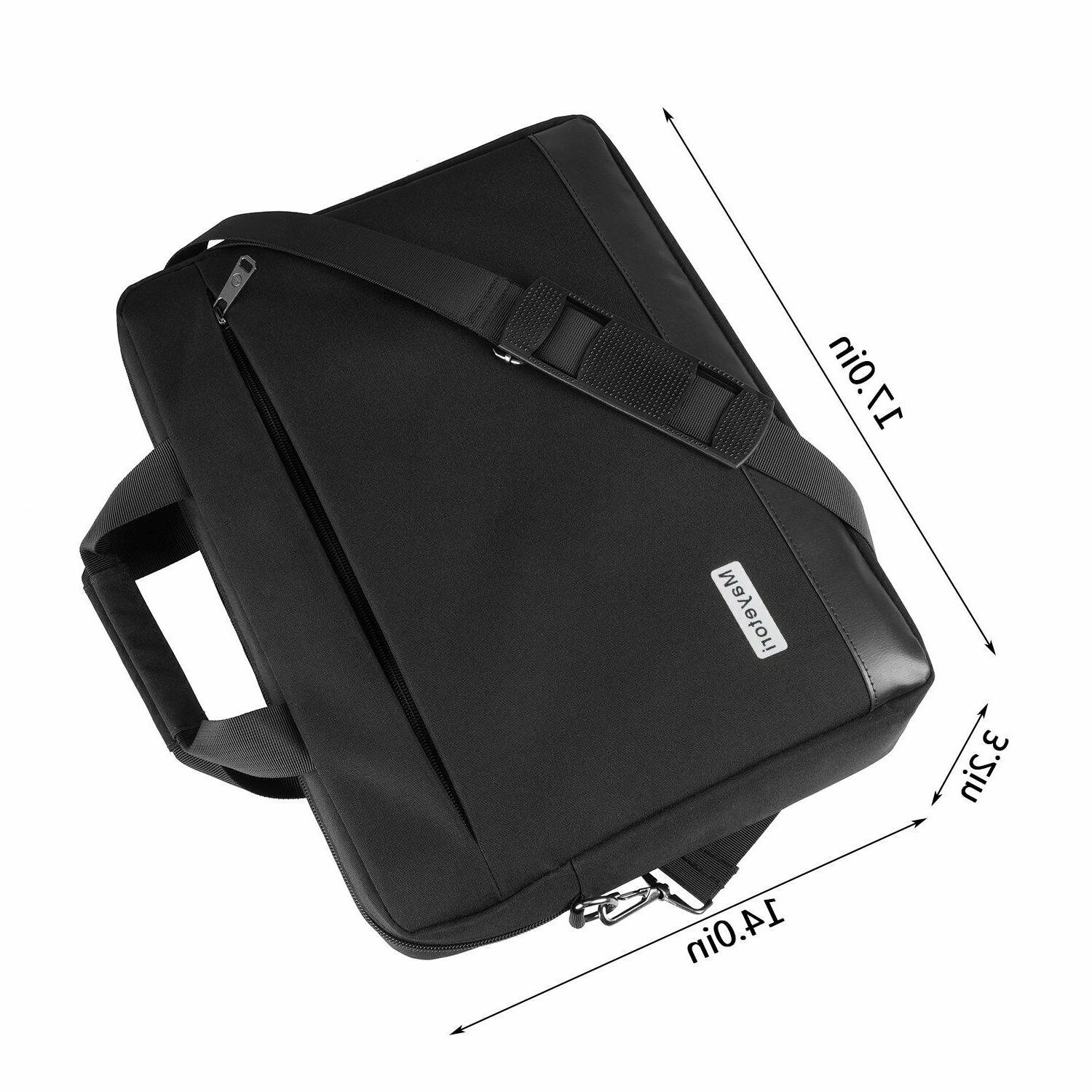 Laptop Computer Bag Office College Carry