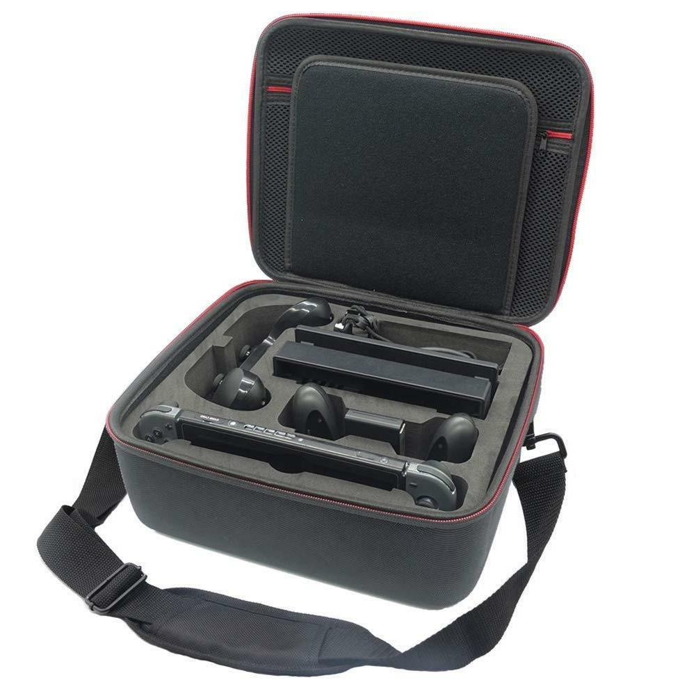 large carrying case for nintendo switch protective