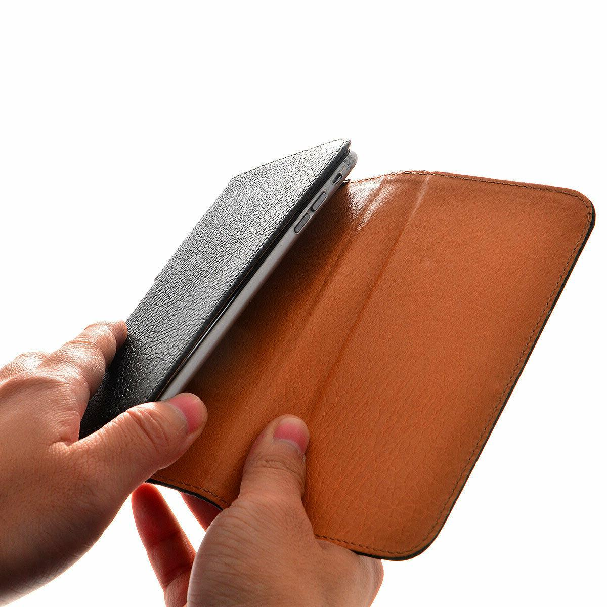 Pouch Leather for Phone Wallet Case