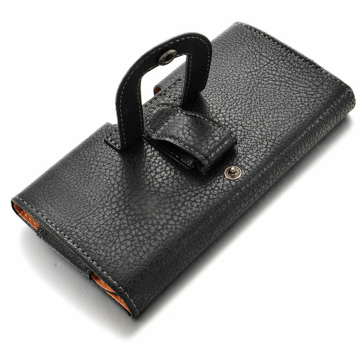 Pouch Leather Holster for Cell Wallet Belt Case