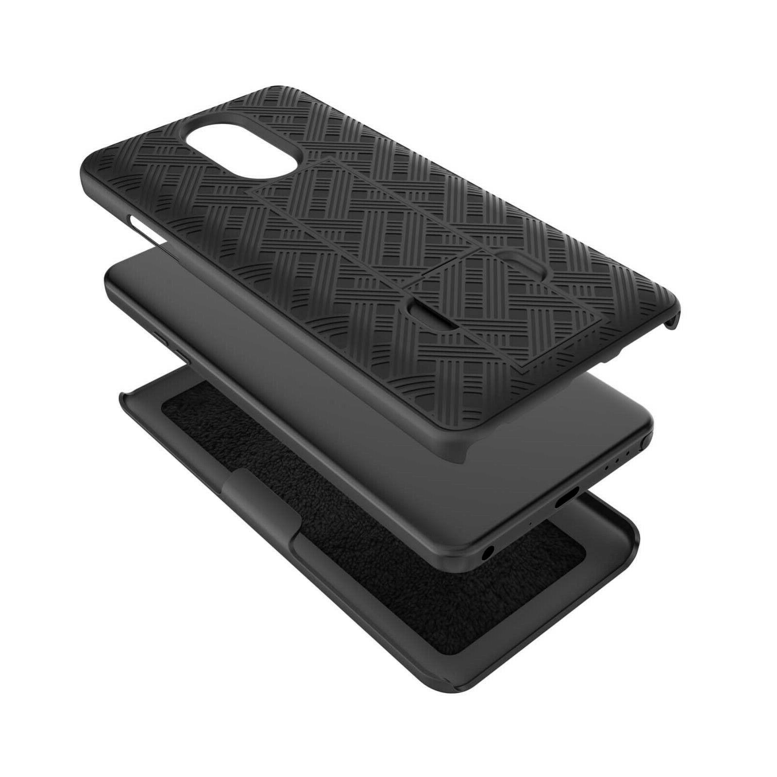 HOLSTER CASE COVER WITH