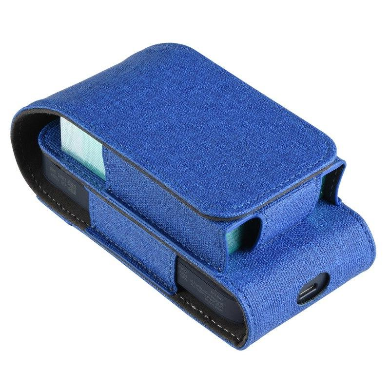 Luxury Portable PU For 2.4 Cigarette Accessories <font><b>Carrying</b></font> Custom Bags