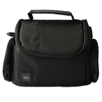 medium camera bag carrying case for fuji