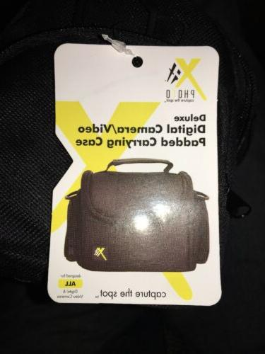 Medium Camera/Video Carrying Bag Xit®