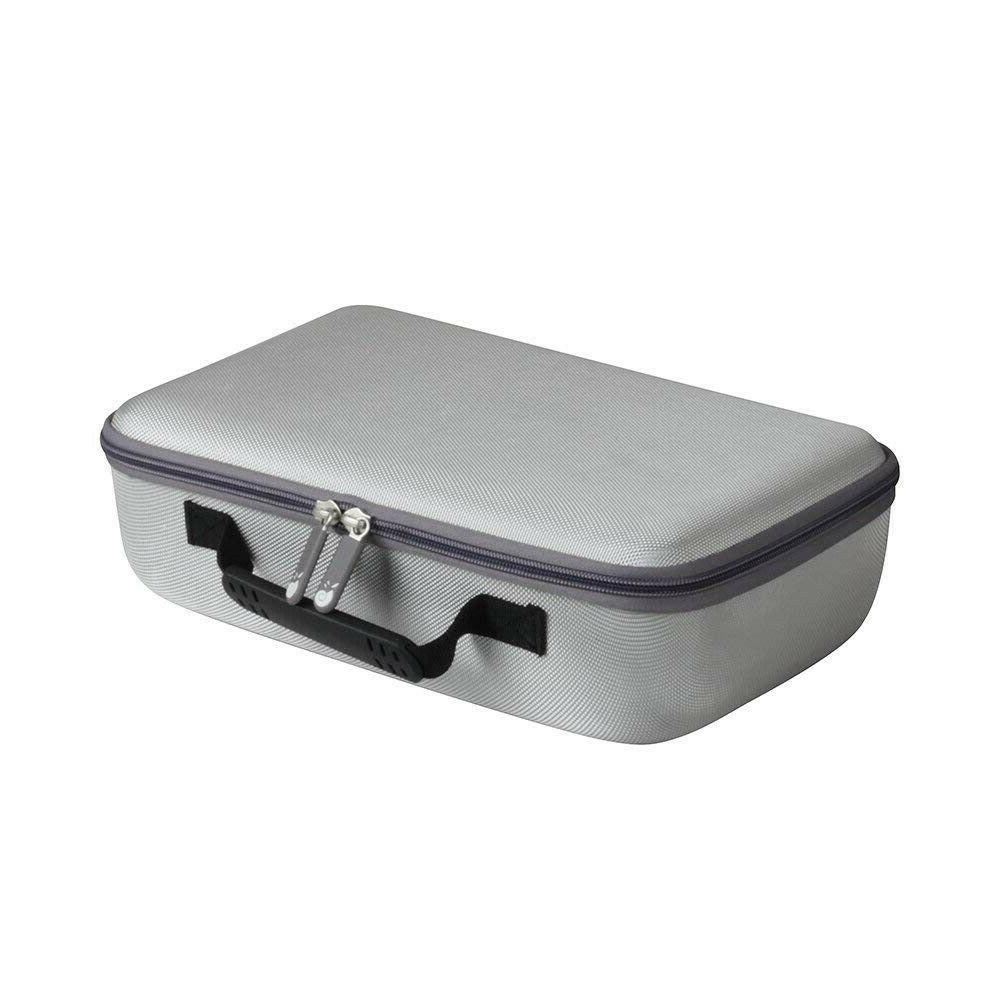 Mini Projector Case 4 Inch Carrying Hard Shell Fits Dr.j Ful
