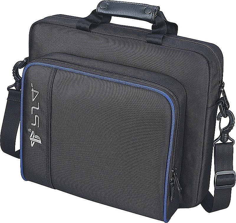 multifunctional sony ps4 travel carrying case carry