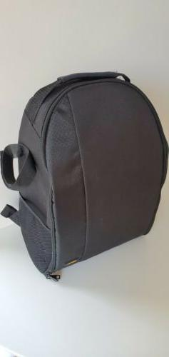 New XIT Photo Deluxe Digital Camera Video Padded Backpack