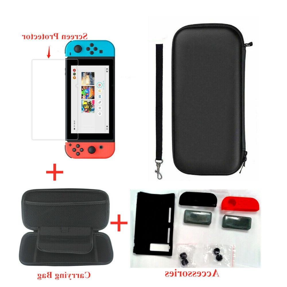 nintendo switch carrying case bag storage