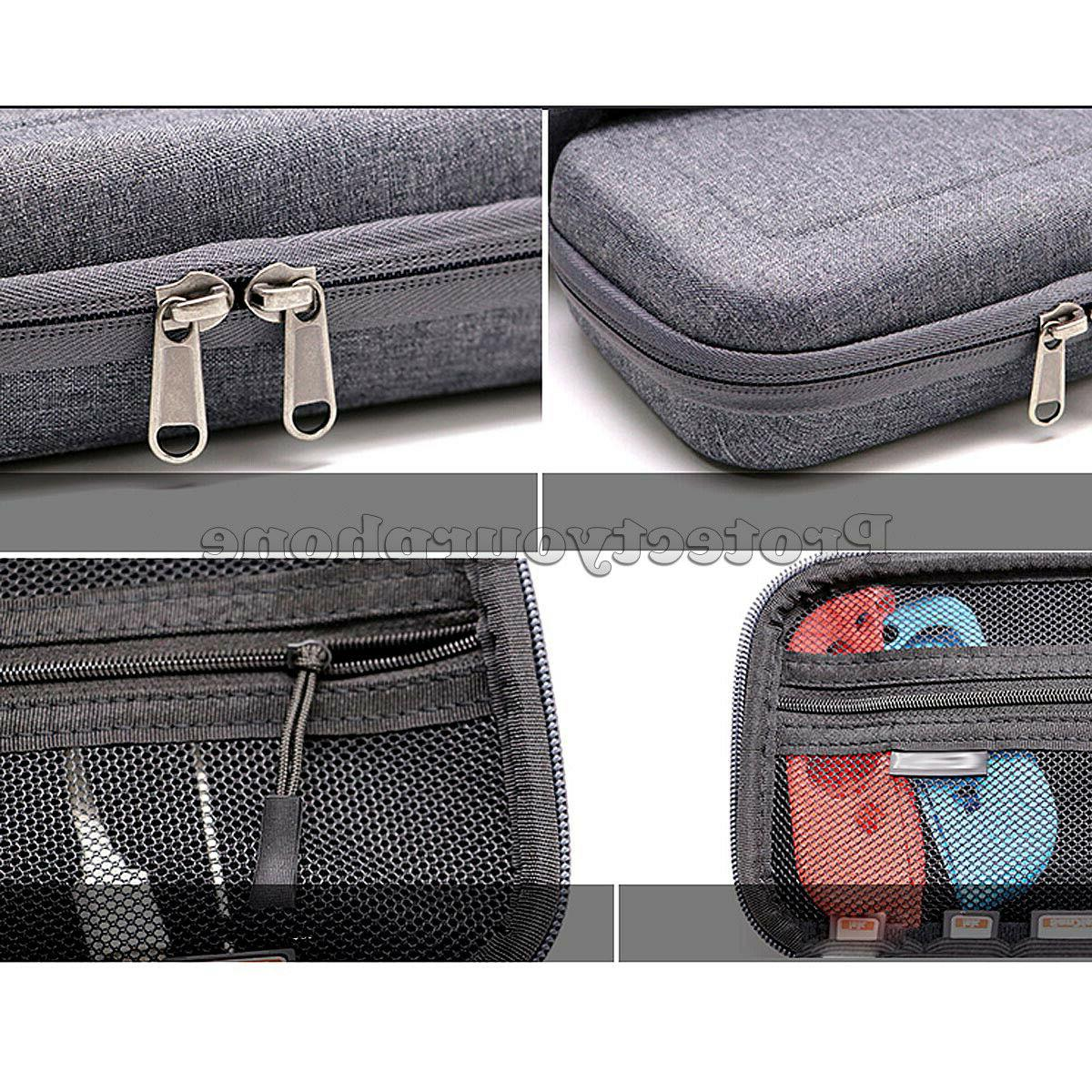 Nintendo Carrying Hard Pouch Travel,