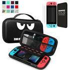Fintie Nintendo Switch EVA Carrying Bag Case+2 PCS Tempered