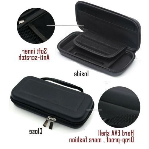 For Case Hard Shell Portable Cover Travel Zipper Bag US
