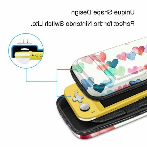 For Switch Case Protective Travel Carrying Bag