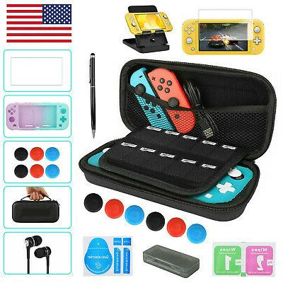 nintendo switch lite carrying case bag