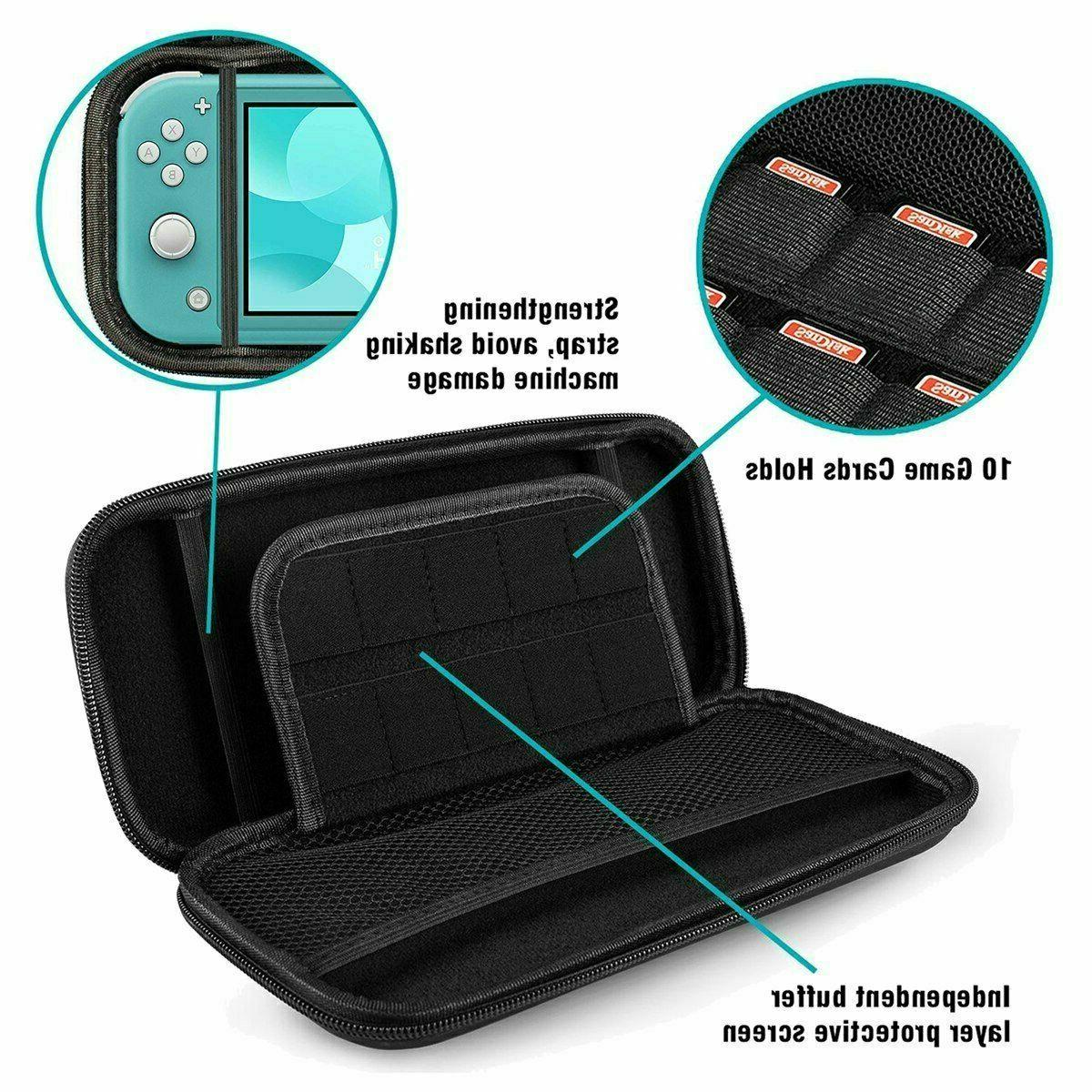 Nintendo Switch CASE + HAND Pouch