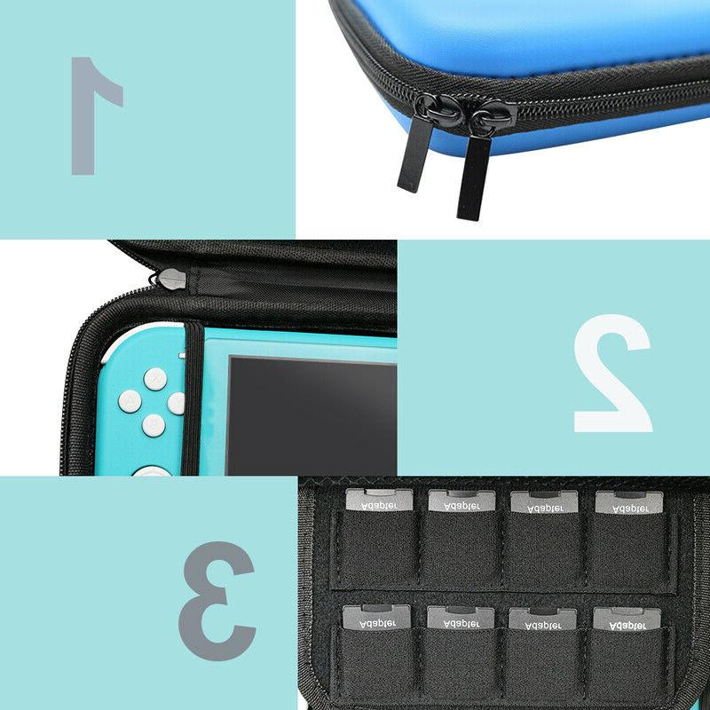 Nintendo Carrying CASE HAND GRIP, Pouch